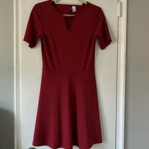 H&M Divided A-Line Dress
